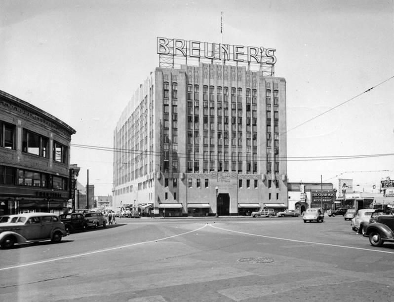 Breuner Building Oakland Oakland Office Commercial