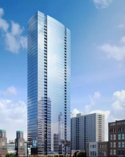 First apartments at Giarratana's 505 skyscraper to be ready in October