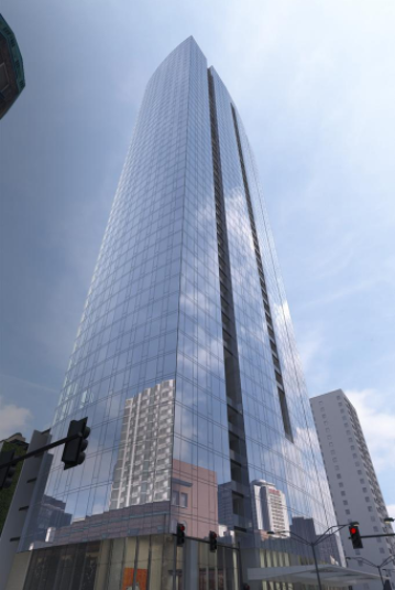 Tony Giarratana updates opening plans for newest skyscraper