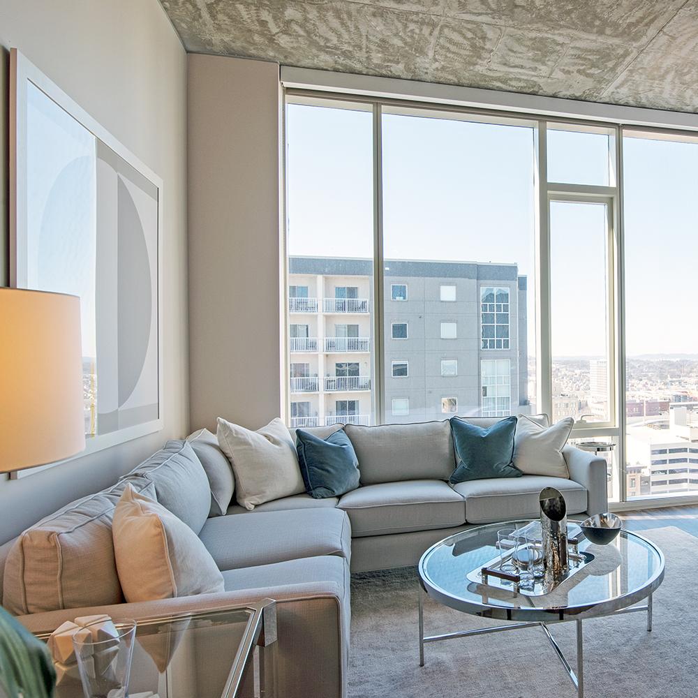 Luxury Apartment for Rent | Nashville | 505 Nashville